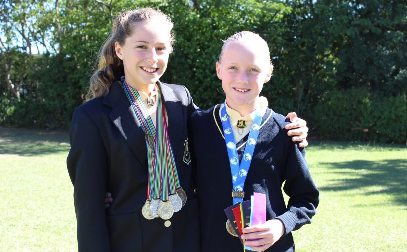 Our Swimming Champions