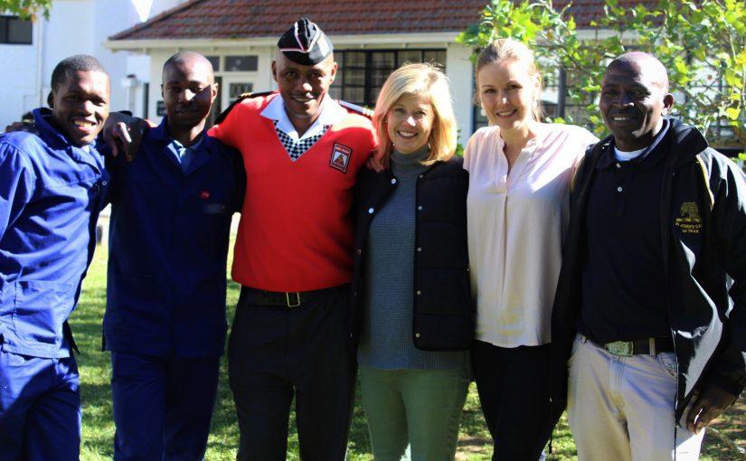 Our Six Comrades Marathon Runners
