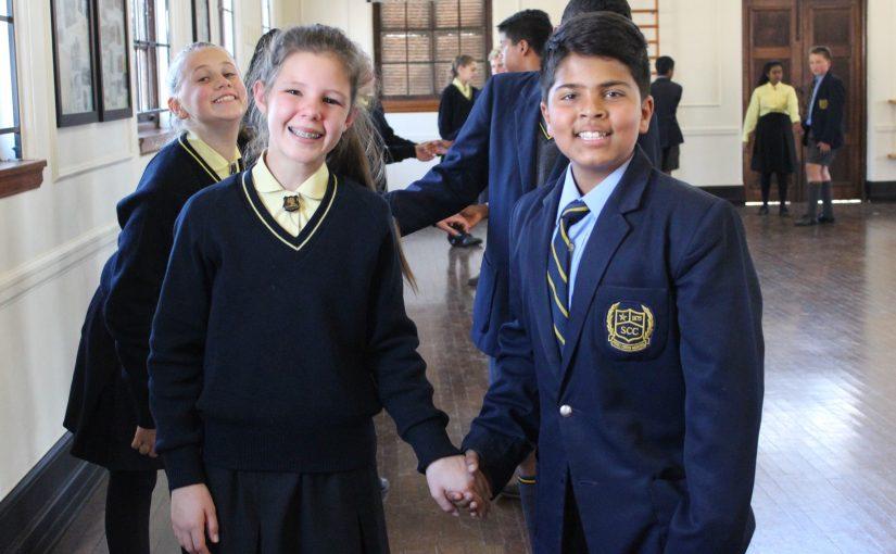 Grade 7 Sokkie & Line Dancing