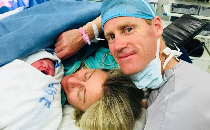 Baby Robertson Has Arrived!
