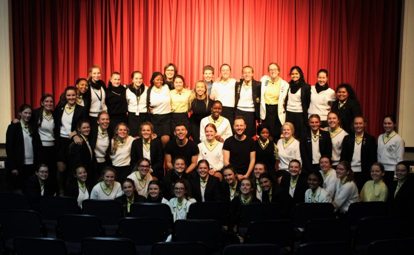 A Wonderful Performance for our Matrics