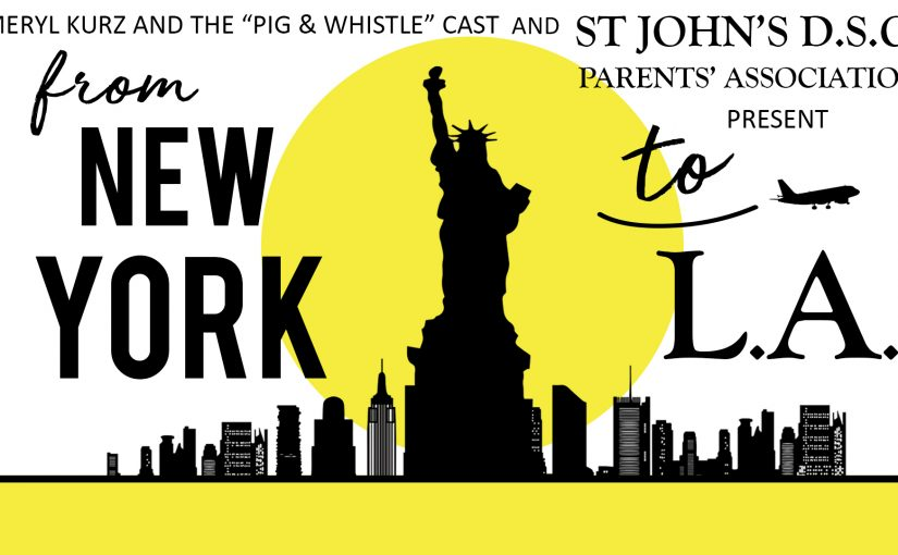 """""""From New York to L.A."""" Supper Theatre"""