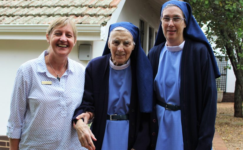 Sister Mary Evelyn Passes Away