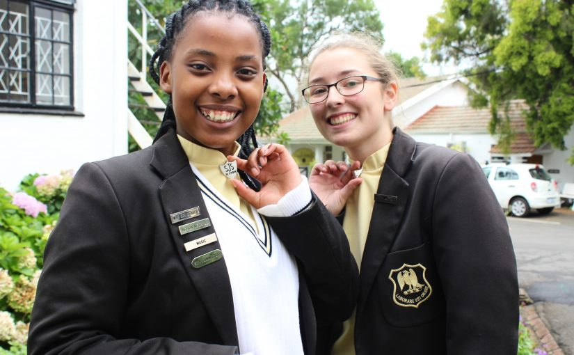 Matrics' and Prefects' Blessing Service