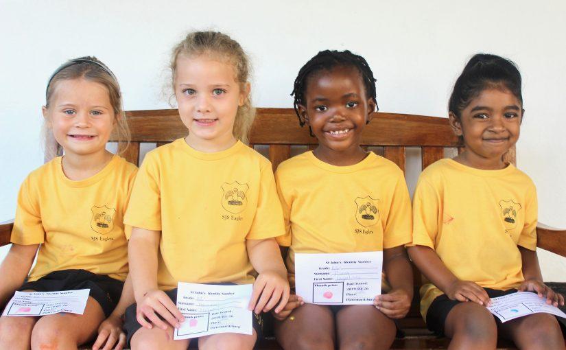 Junior School Voting Day