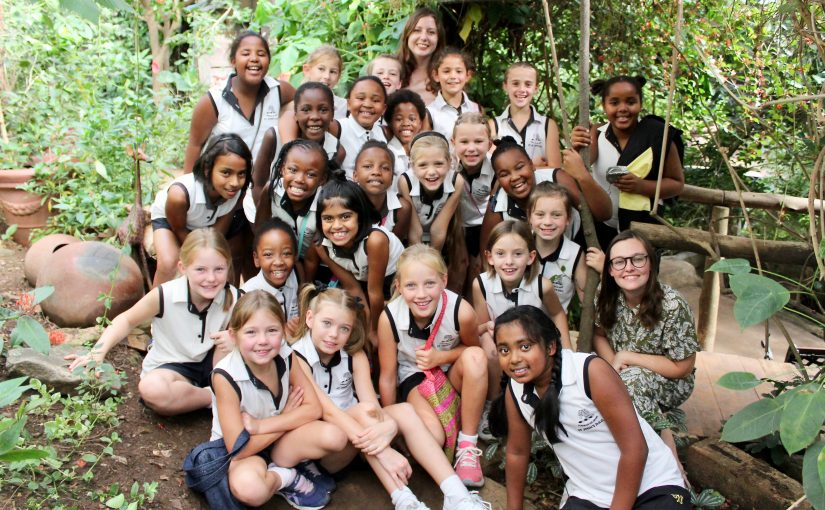 Our Grade 3s Visit Butterflies for Africa