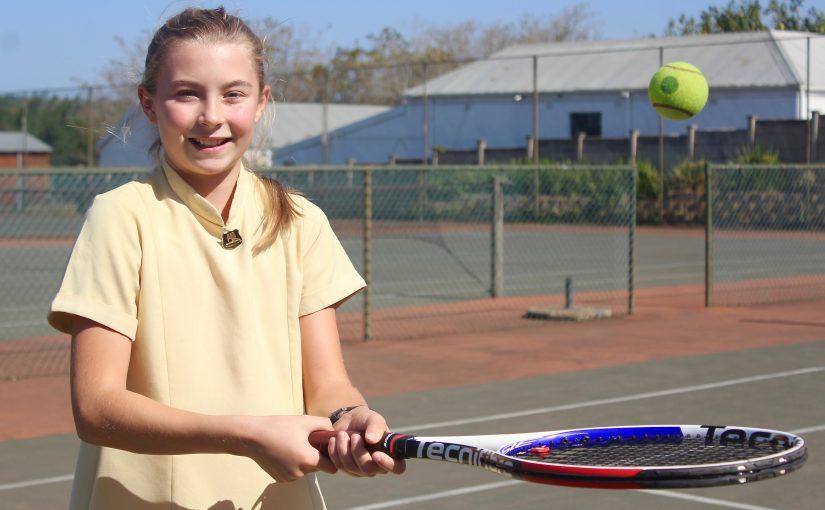 Georgia's Tennis Achievement