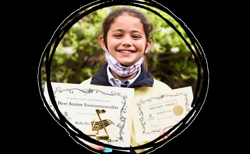 Junior Eisteddfod Winners 💛
